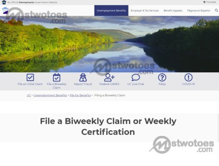 PA Unemployment Biweekly Claim - How to File a PA Unemployment Biweekly Claim | Eligibility to File Biweekly Claim PA