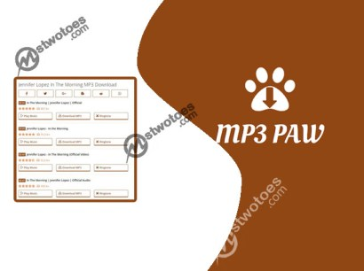 MP3 Paw (MP3Paw) - Mp3 Download App Paw Mp3 Download | www.mp3paw.com | MP3Paw Music Download