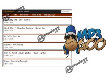 MYMP3GOO - Free Mp3 Download & Listen Online on MyMp3Goo.com | My MP3 GOO