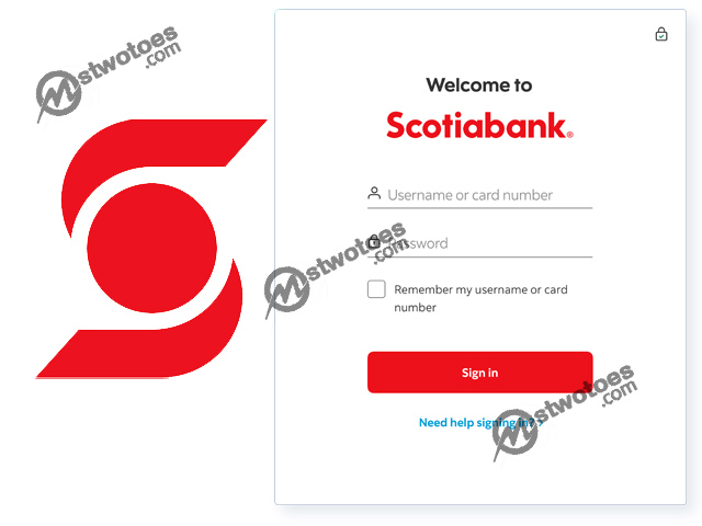 Scotiabank Login – Sign In to Scotia OnLine | Scotiabank Online Banking Login