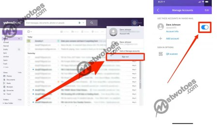 Yahoo Mail Sign Out - How to Sign Out of Your Yahoo Mail Account