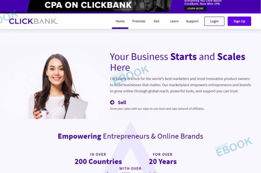 ClickBank Marketplace - How to Use ClickBank Affiliate Marketing
