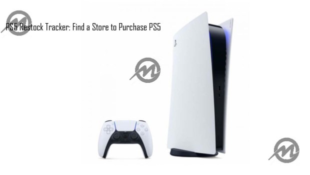 PS5 Restock Tracker: Find a Store to Purchase PS5