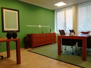 Werkplek M Style interieur