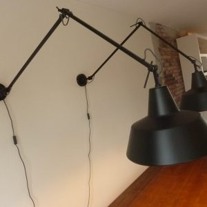 M Style interieur wandlampen