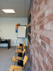 Voorfoto werkplek M Style interieur