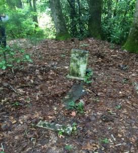 1852 grave