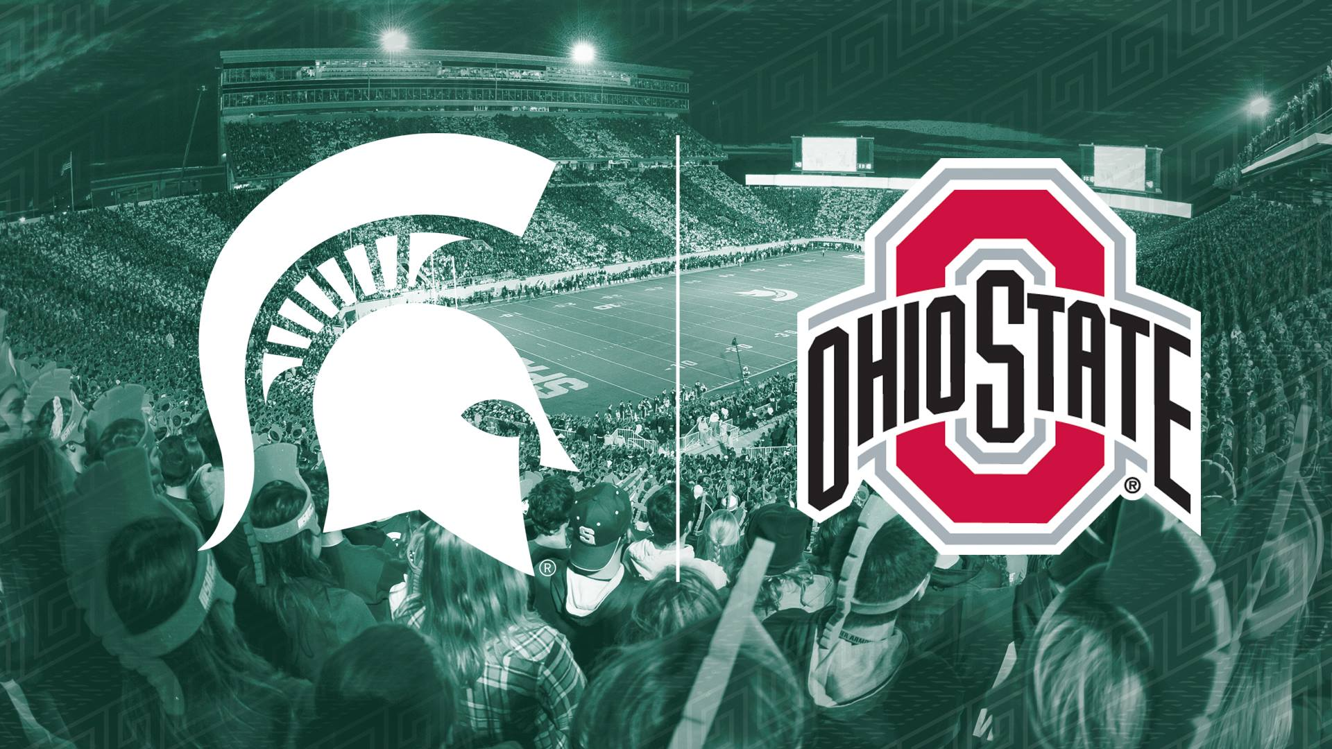 Michigan State 16 vs Ohio State 17  MSUFPA