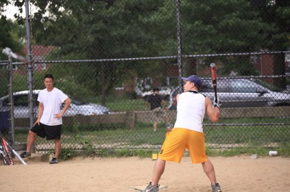 Brendon Softball Matt - 25