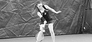 Tennis_B&W