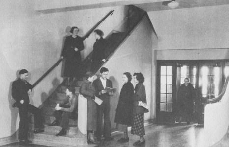 Moorhead State Teachers College at 50