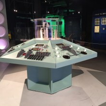 A machine used in the Doctor Who episodes