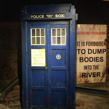 The famous time travel box