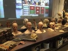 Prosthetics for Gringott's bank tellers