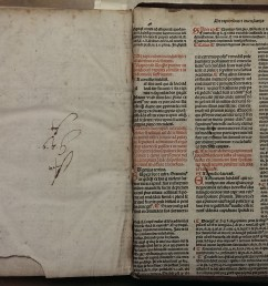 rear pastedown of john selden s 1631 titles of honor [ 1816 x 1428 Pixel ]