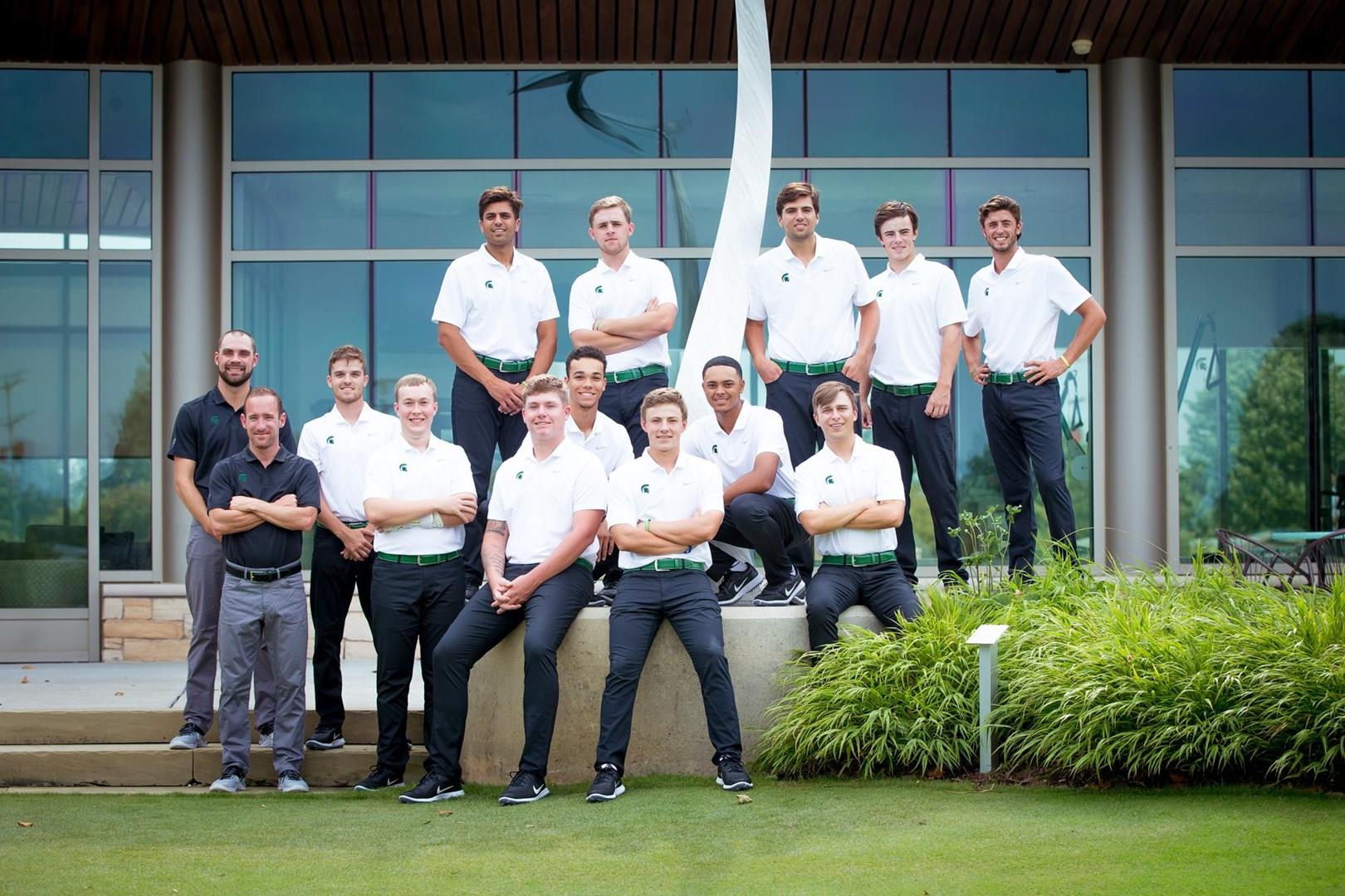 2005-06 Men's Golf Roster
