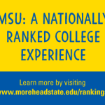 MSU: A nationally ranked college experience.