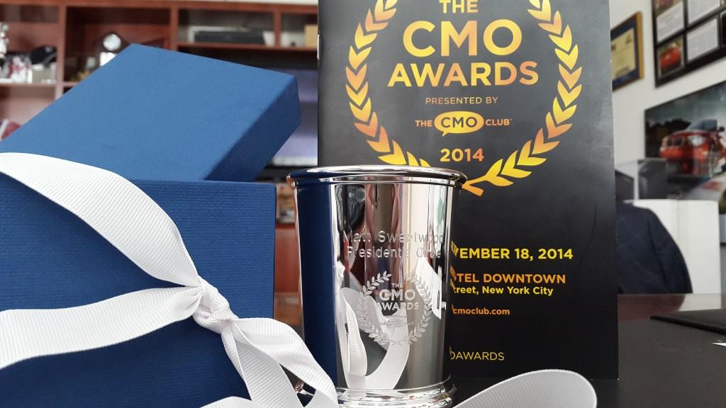 CMO President's Award