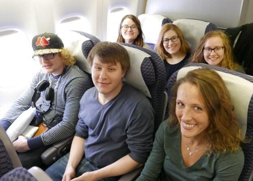 Onthe Plane