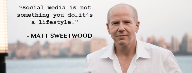 Matt Sweetwood Social Media Guru