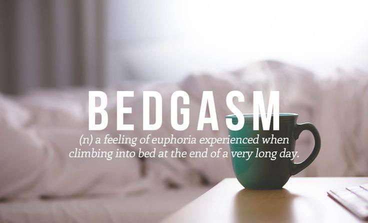 bedgasm