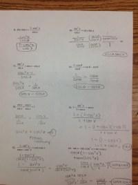 Trig Identities Worksheet 3 4 Answers Free Worksheets