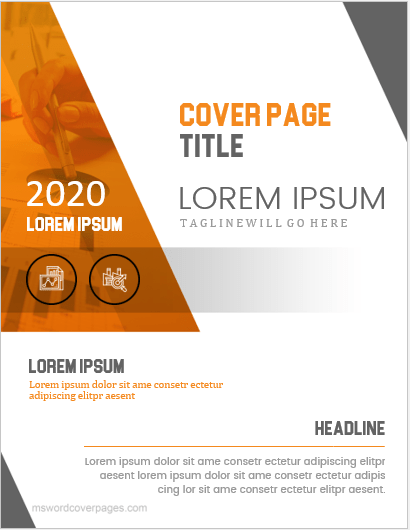 How To Create A Title Page In Word : create, title, Journal, Cover, Templates