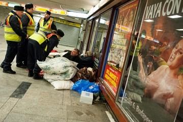 Hajléktalanhelyzet