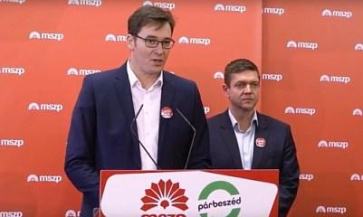 MSZP-P frakciószövetség