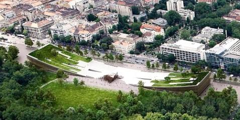 Markó Beáta: Zöldfelület