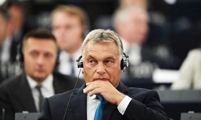 Orbánon röhögtek ... (videó)