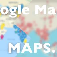 Google Map と MAPS.MEを同期させて効率的に計画を立てよう!
