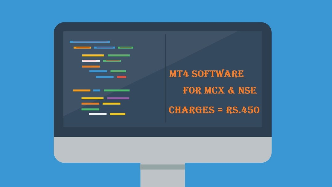 Mt4 Software in india for mcx and nse