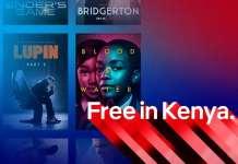 Netflix Bure ukiwa Kenya
