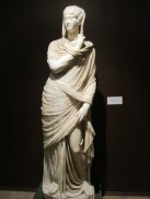 Roman woman (possibly Cornelia)