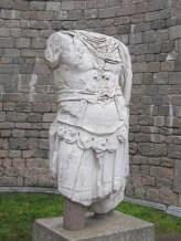 Headless Roman emperor/general