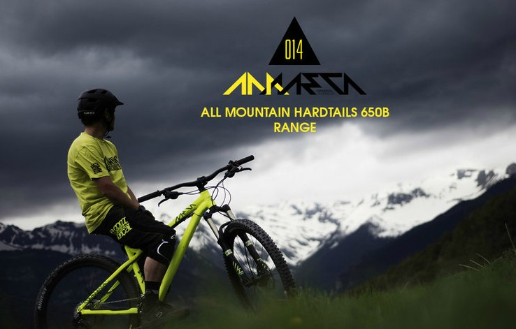 Commencal Meta AM HT 650b 2014 [wideo]
