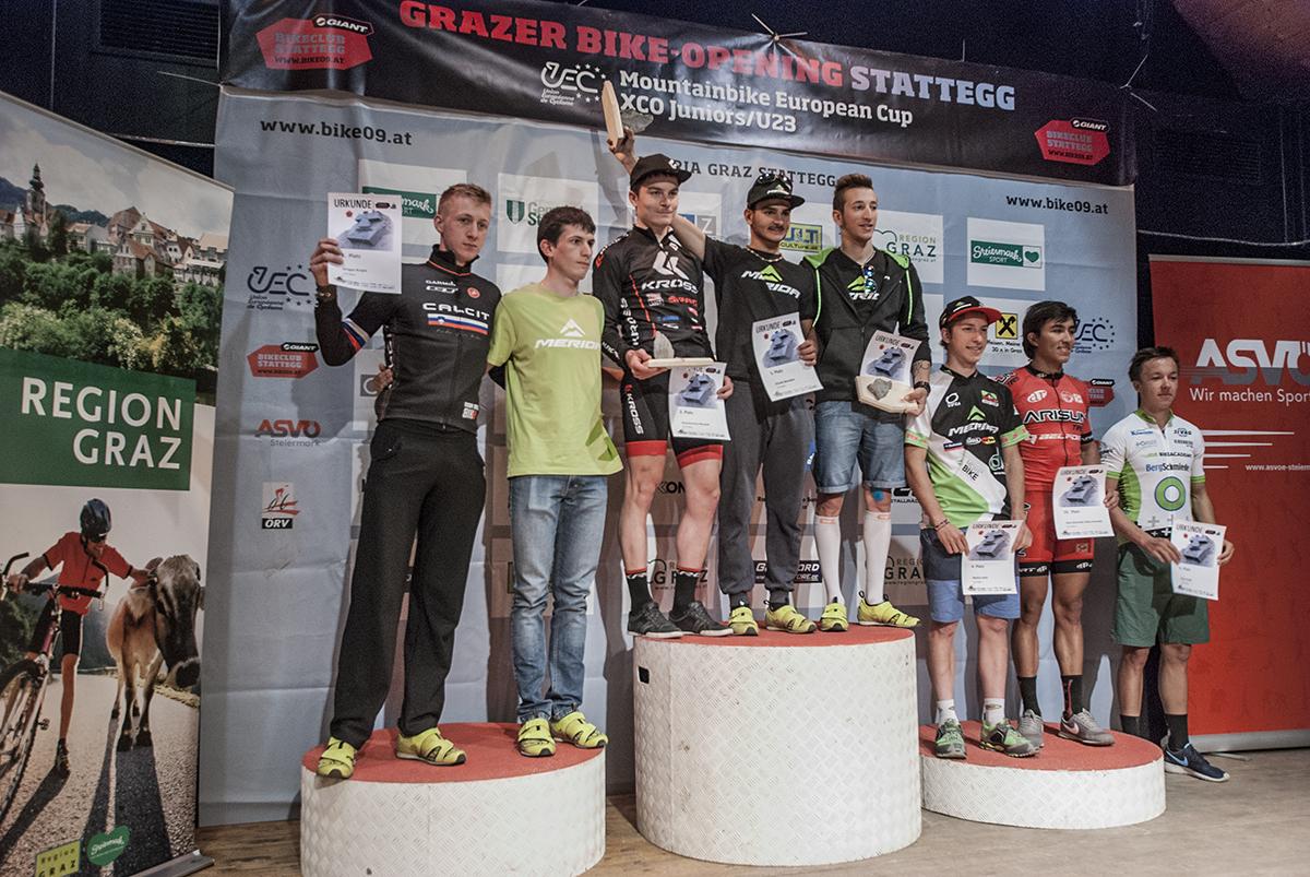 [PR] Wawak drugi na Grazer Bike-Opening Stattegg