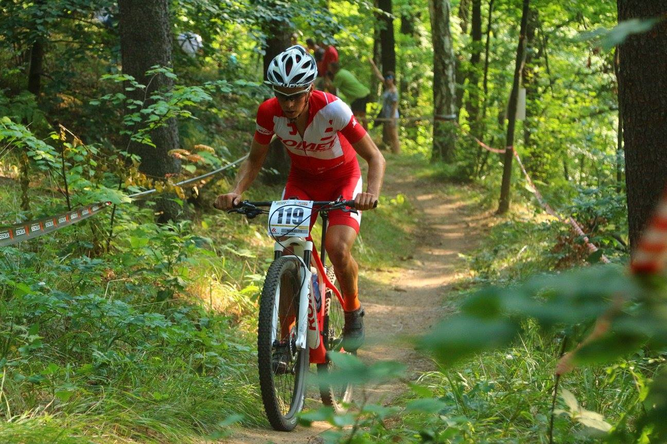 Maciej Jeziorski (Romet MTB Team) Maja Race XCO // Mistrzostwa Polski w Maratonie MTB, Jelenia Góra