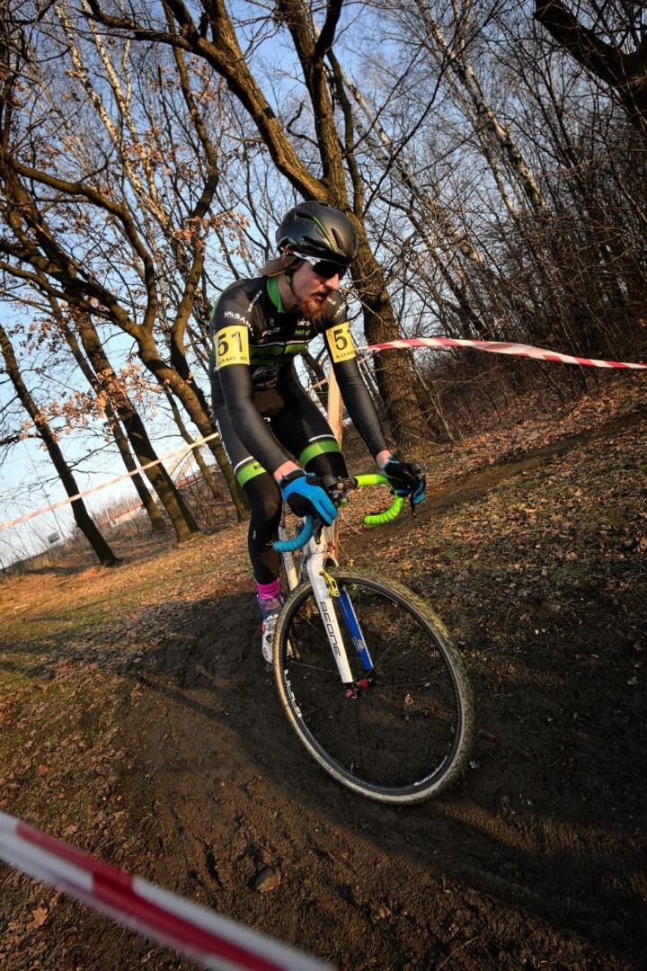 Bartosz Mikler (Victoria Helman Sport) - PP CX - CX Katowice 12 2016 2