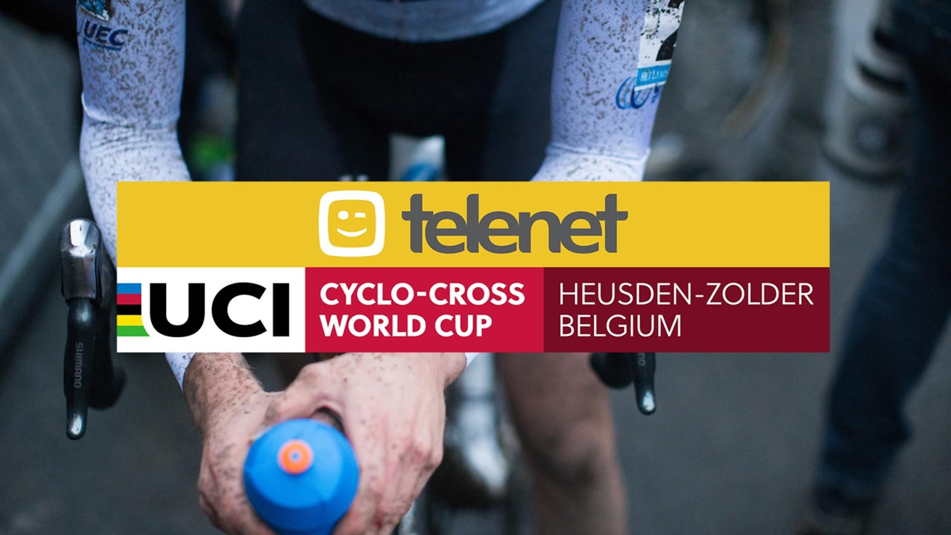 Przełajowy Puchar Świata – Heusden – Zolder, Belgia [na żywo]