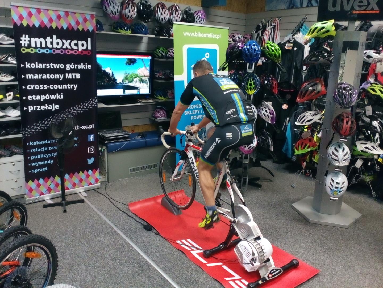Michał Ficek zwycięża w Tour de Bike Atelier w Katowicach