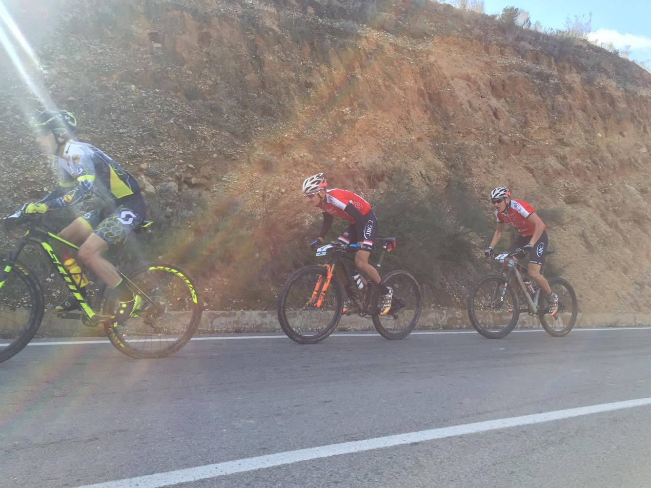 JBG2 Team – Costa Blanca Bike Race, Etap I
