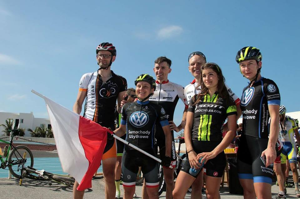 EDF Trek Gdynia – Club La Santa, etap 4