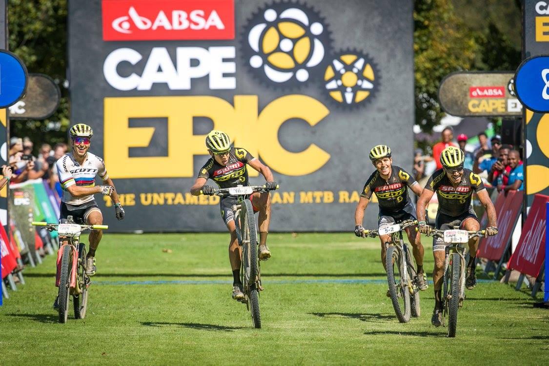 Raport z Cape Epic 2017 #5 – Etap 4