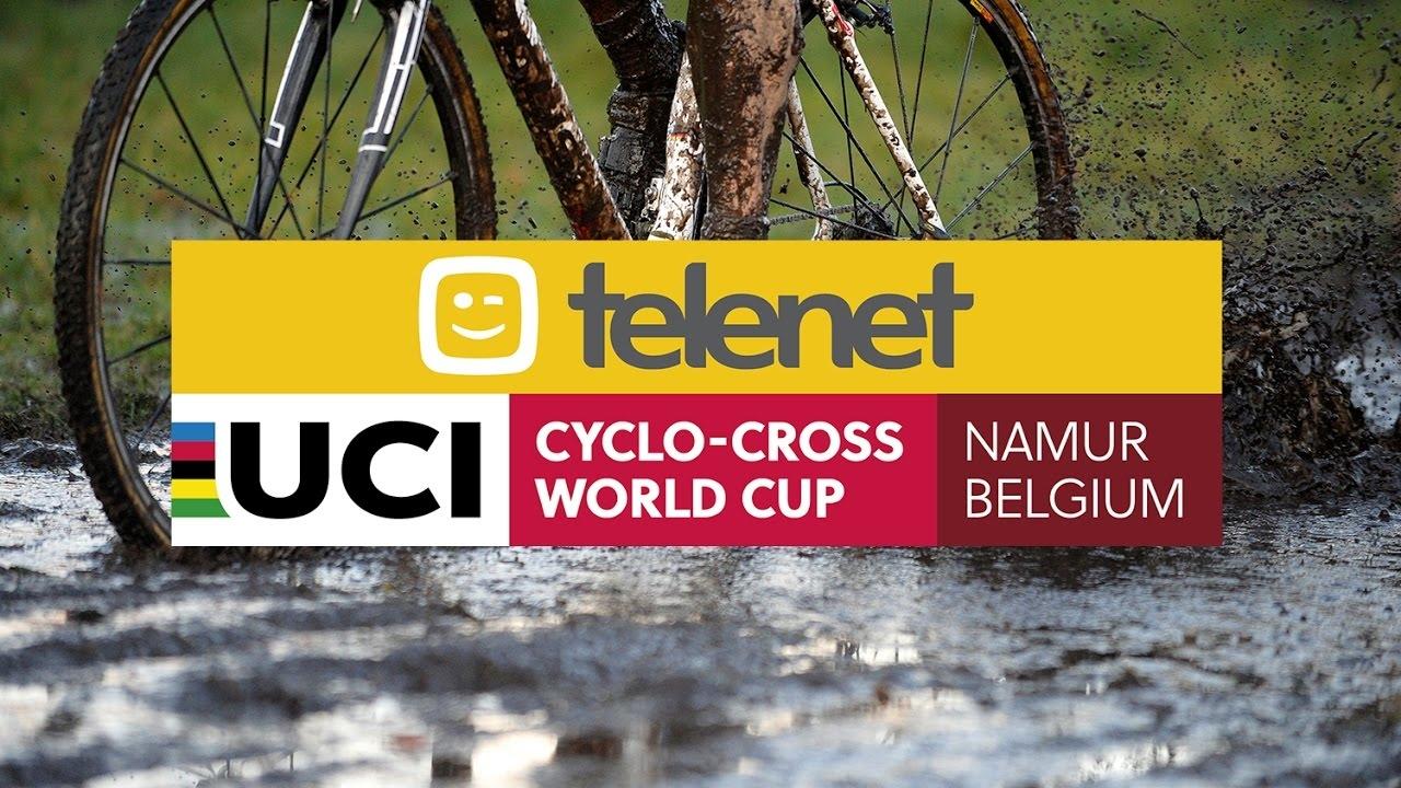 Puchar Świata w kolarstwie przełajowym – Namur, Belgia [stream]