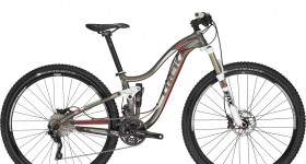 Trek Lush – 29ers for Smaller Riders