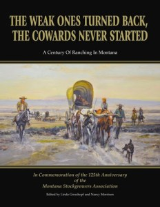 Century of Montana Family Ranching History Book
