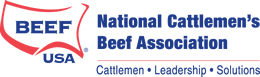National Cattlemens Beef USA logo
