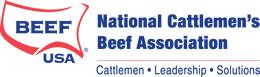 National Cattlemens Beef USA logo